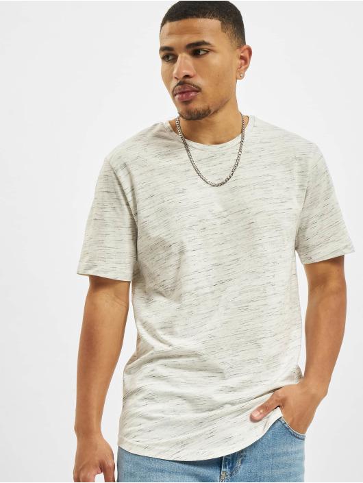 Only & Sons T-skjorter onsMatty Melange Longy hvit