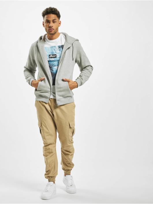 Only & Sons T-skjorter onsBrock Photoprint hvit