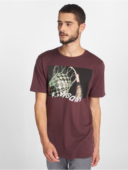 Only & Sons T-skjorter onsFalkner red