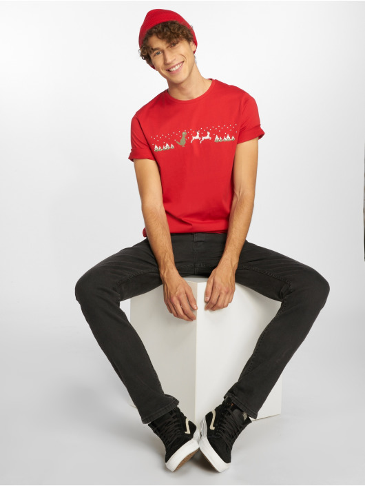 Only & Sons T-skjorter onsRexi red