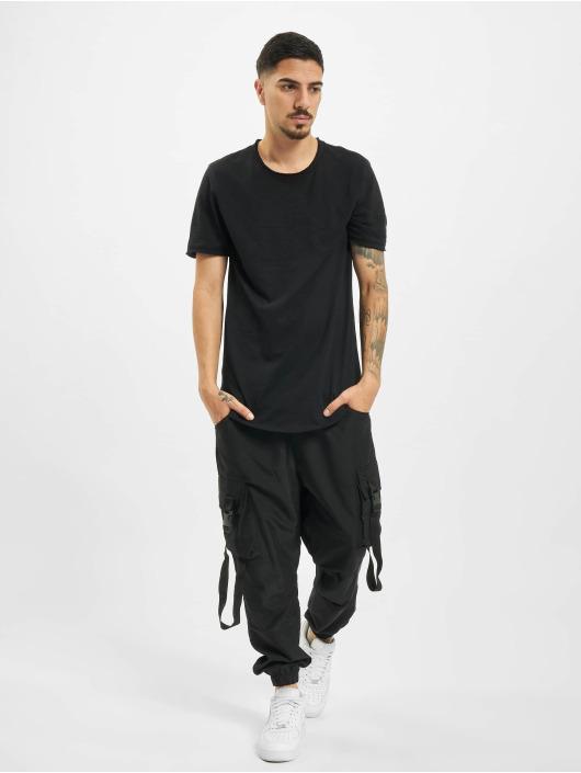 Only & Sons T-skjorter onsBenne Life Longy svart