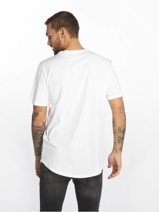 Only & Sons Tall Tees onsSand Longy Tall valkoinen