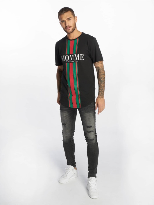 Only & Sons Tall Tees onsSand Longy Tall zwart