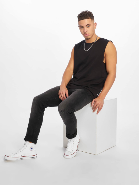 Only & Sons Tank Tops onsPranto svart