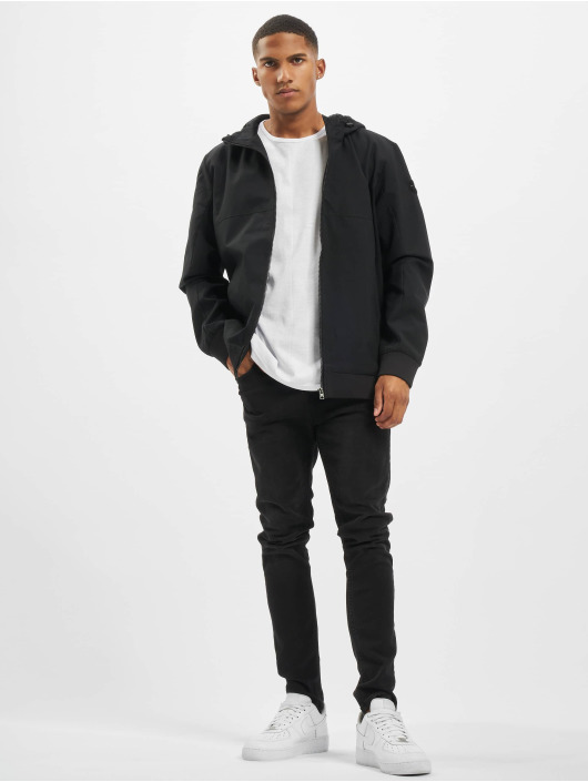 Only & Sons Transitional Jackets onsThor Emil Hooded svart