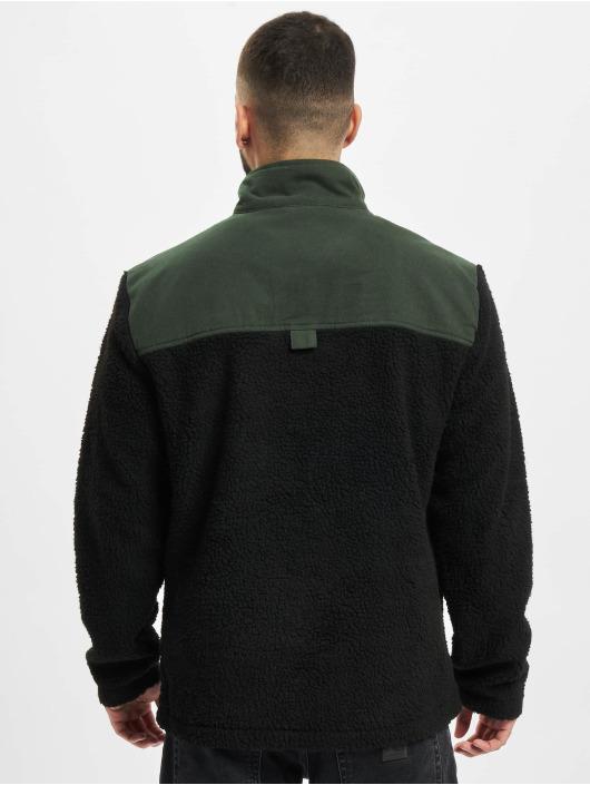 Only & Sons Transitional Jackets Onsmiller Mix Sherpa svart