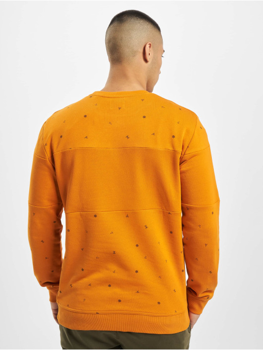 Only & Sons trui onsDexter Reg oranje