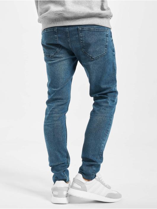 Only & Sons Tynne bukser onsWarp Crop blå