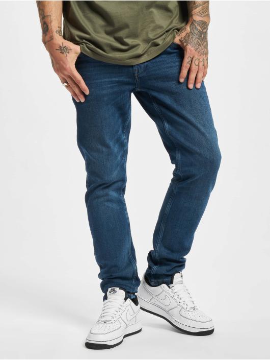 Only & Sons Tynne bukser Onsloom blå