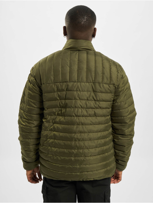 Only & Sons Übergangsjacke onsPaul Quilted Highneck olive