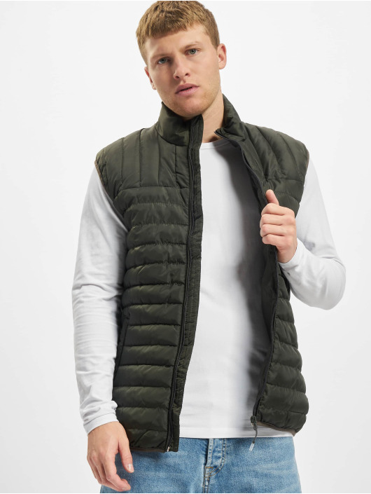 Only & Sons Vest Onspaul green