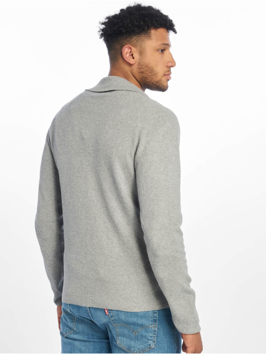 Only & Sons vest onsBlazer grijs