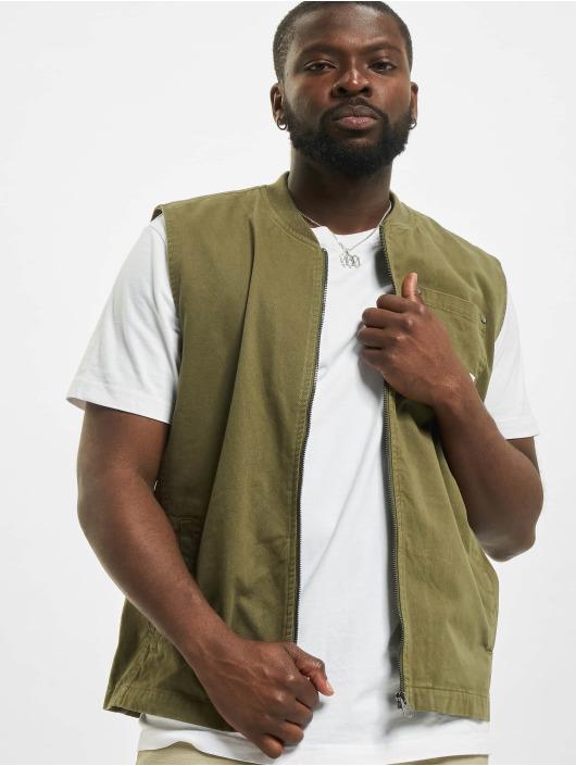 Only & Sons Vest Ons David Life Vest OTW olive