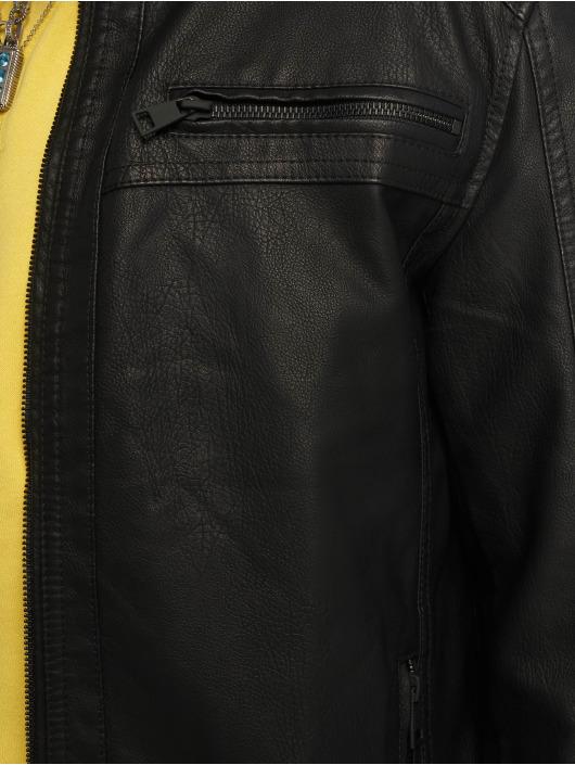 Only & Sons Veste & Blouson en cuir onSal Racer Pu noir