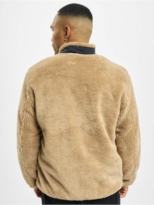 Only & Sons Veste mi-saison légère onsWaren Sherpa Highneck brun