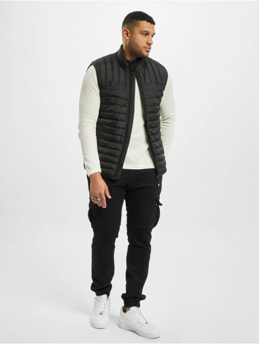 Only & Sons Vesty onsPaul èierna