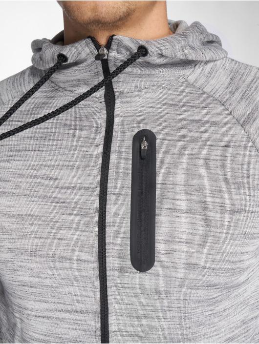 Only & Sons Zip Hoodie onsVinn 2.0 gray