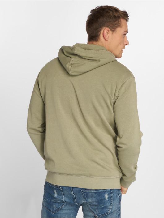 Only & Sons Zip Hoodie onsJayce zielony