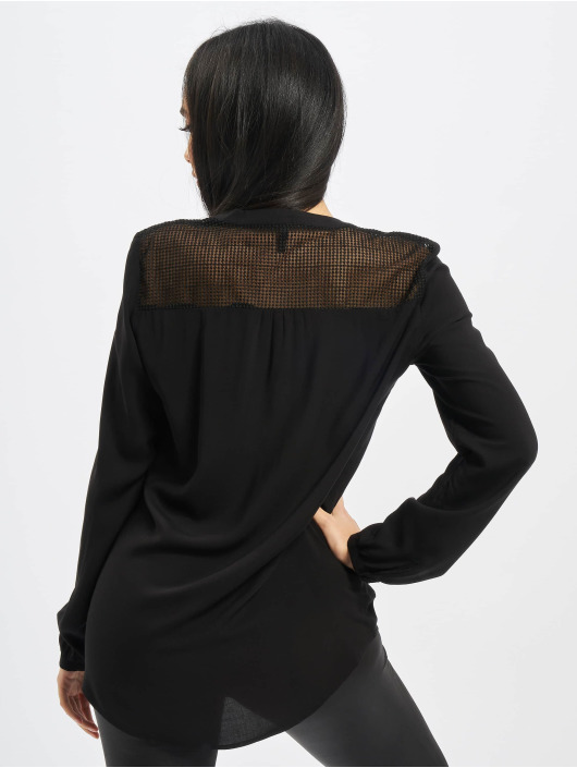 Only Blouse/Tunic onlEddie Detail Noos black
