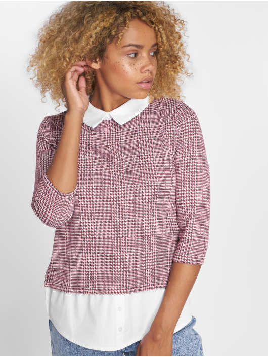Only Blouse/Tunic onlSelma red