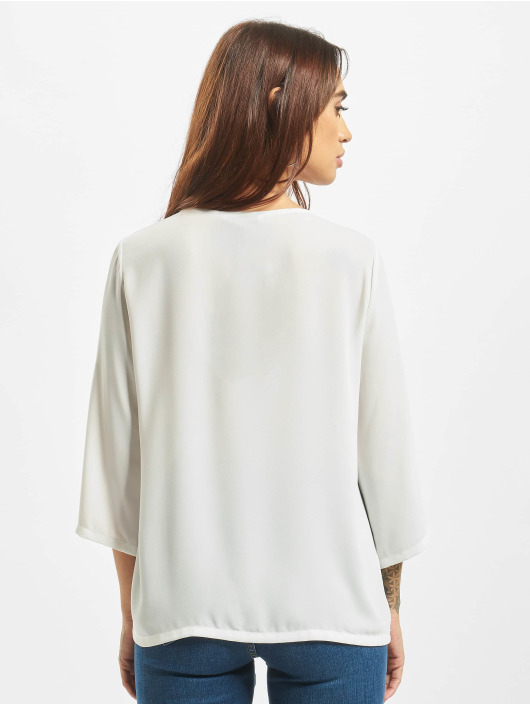 Only Blouse/Tunic onlFagnes Life 3/4 Woven white