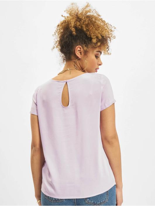 Only Bluse onlFirst violet