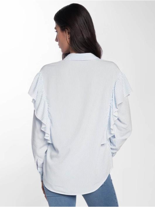 Only Bluse onlBetty Oversized weiß