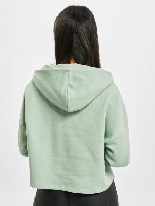 Only Bluzy z kapturem onyFave Life zielony