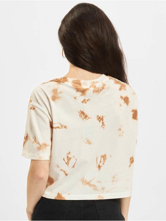 Only Camiseta Onlfine Life JRS Short blanco