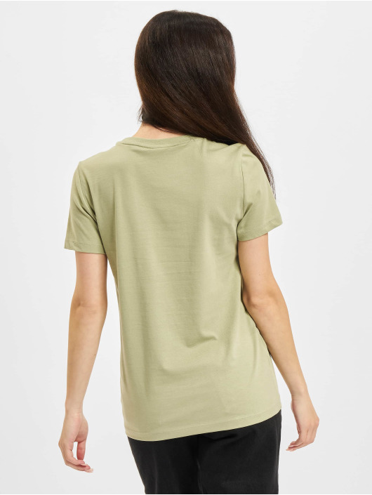 Only Camiseta Onlkita Life Butterfly Box JRS oliva