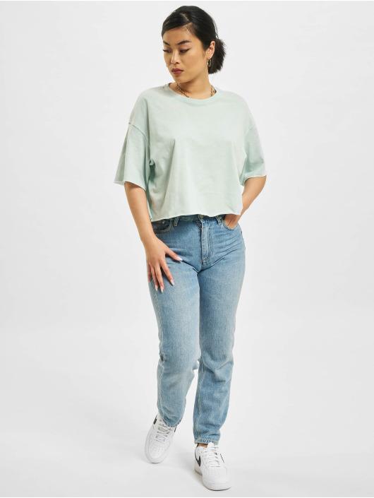 Only Camiseta Onlearth Life JRS Short verde