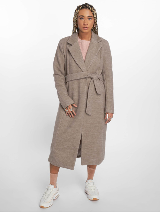 Only Cappotto onlAmy beige