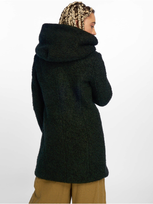 Only Cappotto onlSedona Boulce verde