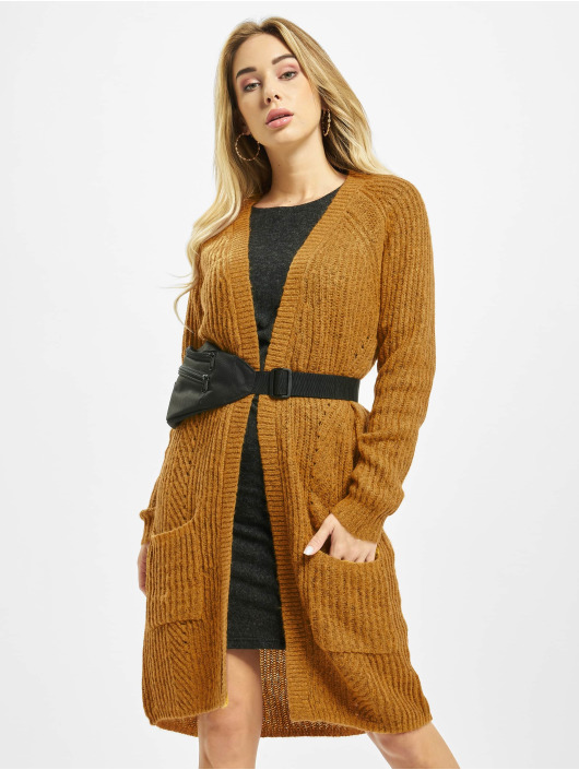 Only Cardigan onlBernice giallo
