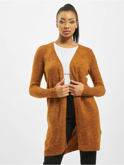 Only Cardigans onlMeredith Wool Knit NOOS brun
