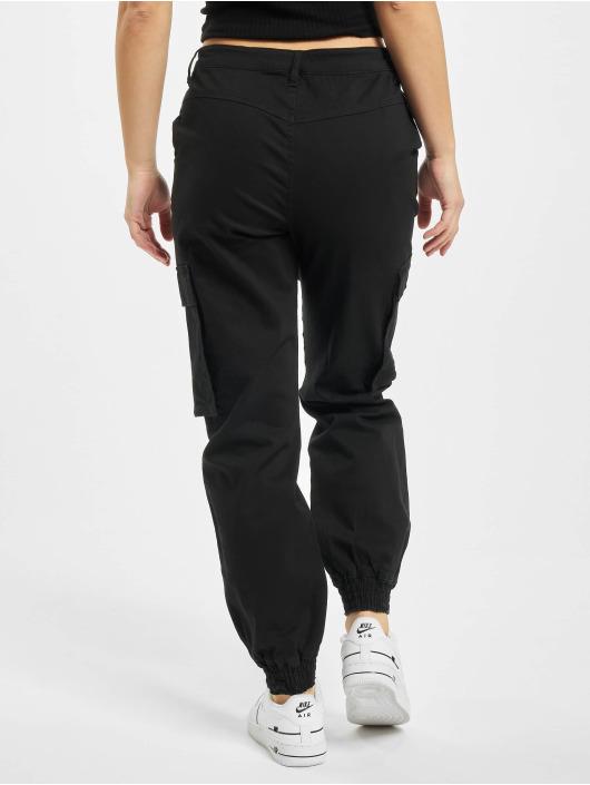 Only Cargo pants onlMadea-Tiger Life Mw čern