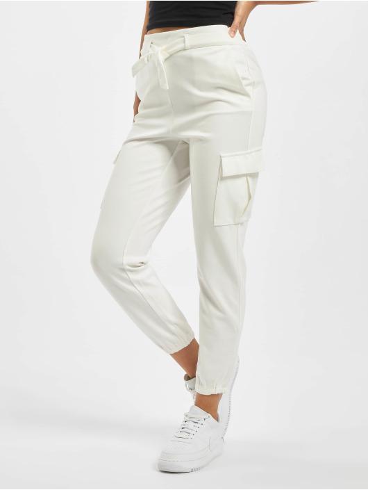 Only Cargo pants onlPoptrash white