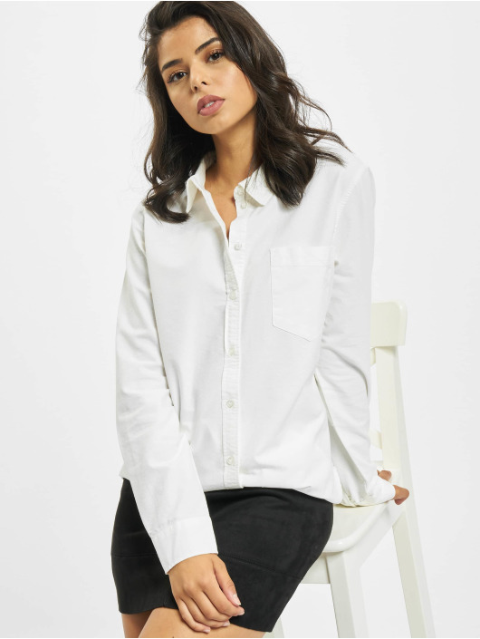Only Chemise onlHally Life Oxford blanc
