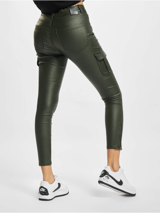 Only Chino bukser Anne NYA grøn