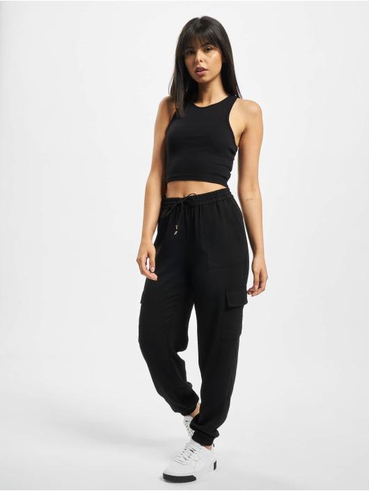 Only Chino pants onlNevie Sonja black