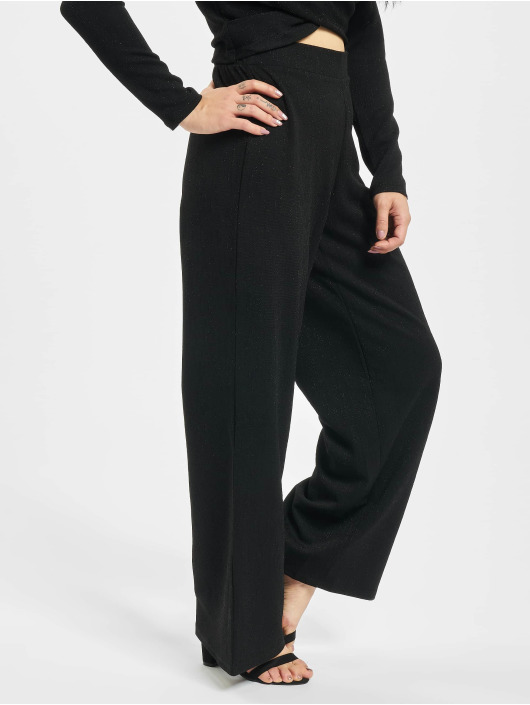 Only Chino pants onlNew Queen Glitter black