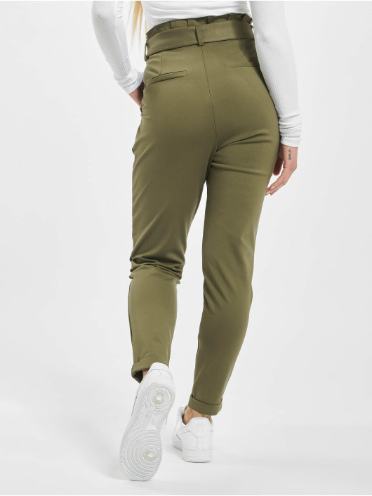 Only Chino pants onlPoptrash Easy Paperback olive