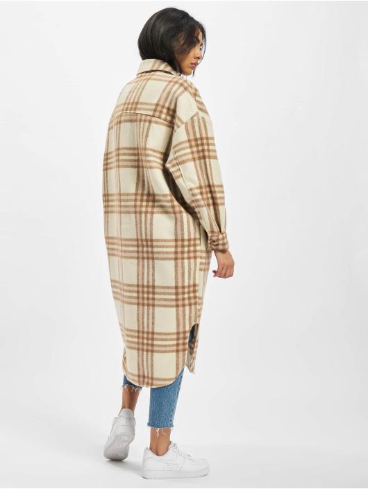 Only Coats Onllou Epi Shacket beige