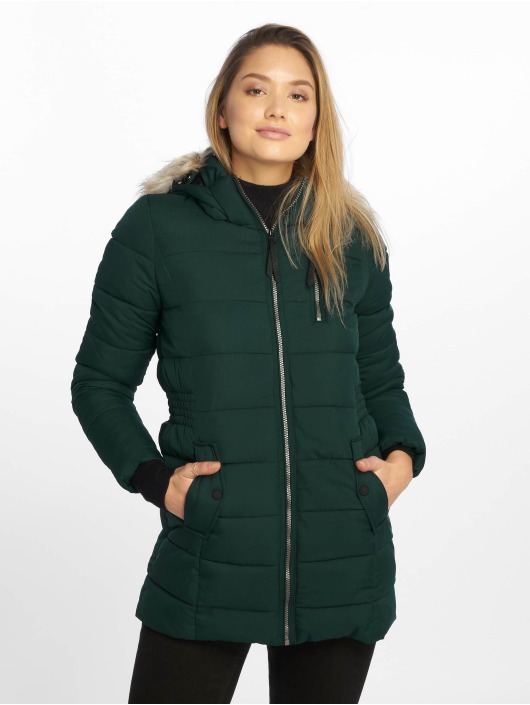 Only Coats onlNorth Nylon green