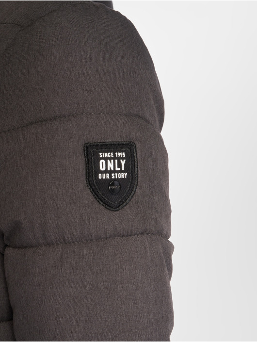 Only Coats onlNorth grey