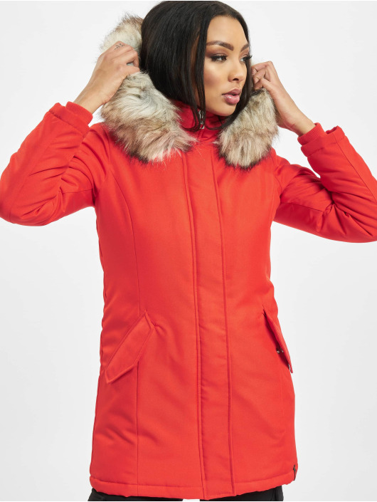 Only Coats onlKaty red