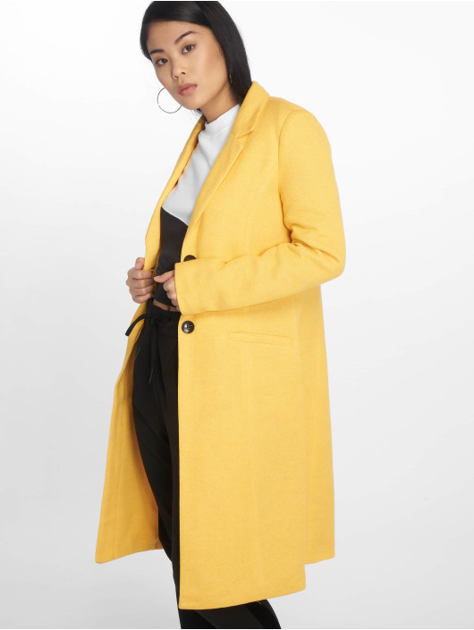 Only Coats onlIsa yellow