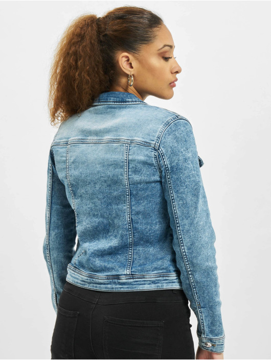 Only Denim Jacket onlTia Life blue