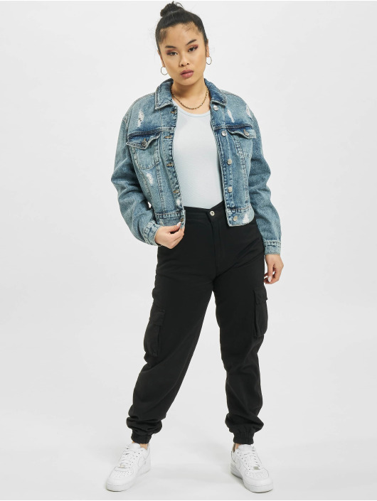 Only Denim Jacket onlMalibu blue