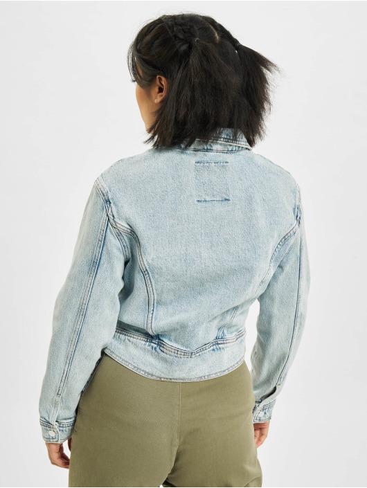 Only Denim Jacket onlSteffie Denim Biker blue